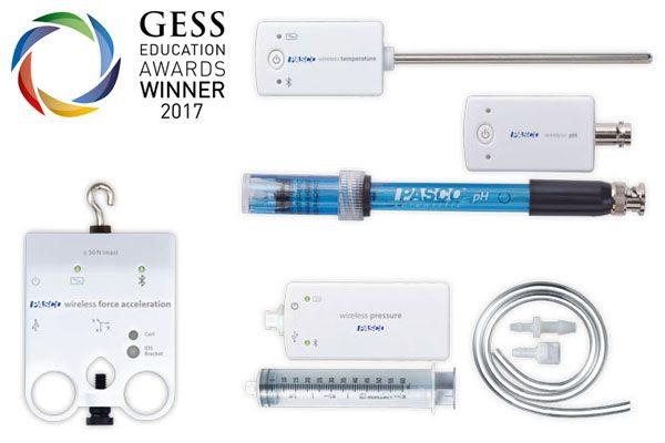 Компания PASCO Scientific снова попала в число финалистов премии GESS Awards