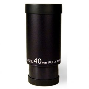 Eyepieces with large outlet for apple of the eye