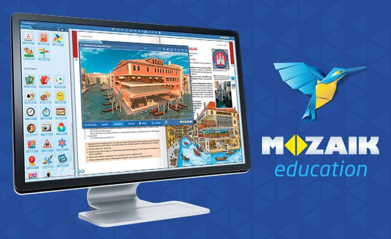 Дистанционное обучение Mozaik