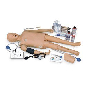 Специализированные реанимационные мероприятия (ALS) ребенка